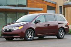 2013 Honda Odyssey EX L Passenger Minivan Exterior. This Is Definitely For  The Future