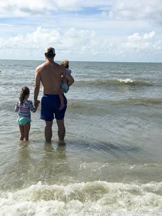 Hilton head island family vacation.  A fun family getaway without the stress!