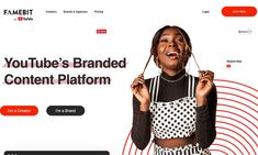 Famebit is a self-service influencer marketing platform where brands and influential creators collaborate for branded content endorsements on social media. Marketing Software, Marketing Tools, Social Media Marketing, Self Service, Influencer Marketing, Social Media Content, Brand Ambassador, The Creator, The Past