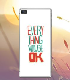 White, Quote IPhone 6 Case Ideas   Quotes Everything Will Be Ok IPhone 6  Case