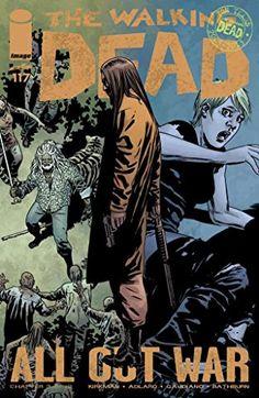 Ezekiel Kirkman Adlard Beautiful The Walking Dead # 110 Nm Michonne Vs Amc