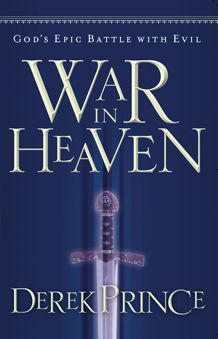 When God laid the foundations of the earth, the angels were watching—and one of those angels became the central figure in God's epic battle with evil. 191 page book  by Derek Prince. Also available as an e-book through Amazon Kindle. Also available as an e-book through Barnes & Noble Nook.