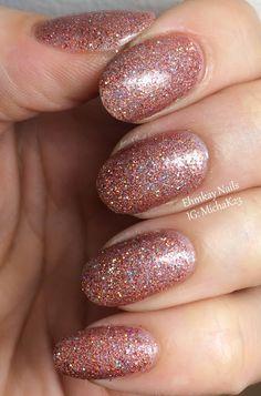 ehmkay nails: Polished by KPT Bleeding Stars