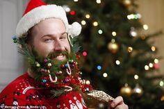 12 Hilarious Christmas Hairstyles - ODDEE