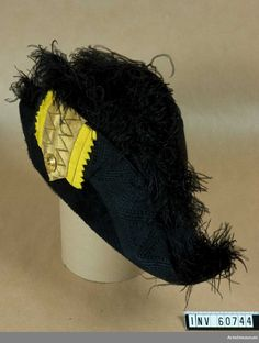 Hat m/1854 for Generals.