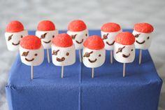 DIY marshmallows pirates (via wonderfulbreizh.fr)