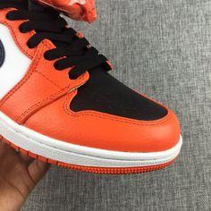 mens authentic air jordan 1 orange high rare air max 2016 67249f6d4