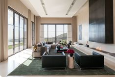 Architectural Digest Television And Fireplace Wall On Pinterest