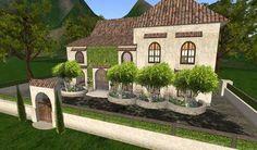 Villa Tafalla  Second Life