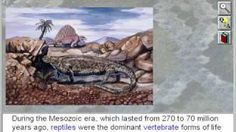 Biology: Vertebrates: Introduction to the Reptiles, via YouTube.