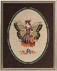 MIR-KIT03-Halloween Fairy (Limited Edition Kit) - I found this while browsing JuliesXstitch.com