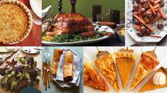 Thanksgiving Recipes and Decor | Martha Stewart