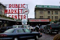 Pike Place Market - City Attractions - Virtual Tour - Visiting Seattle - Seattle.gov