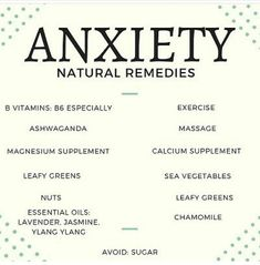 Anxiety #anxietyremedies #RemediesAnxiety