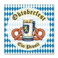 Luncheon Napkins Oktoberfest Decorations – GermanGiftOutlet.com