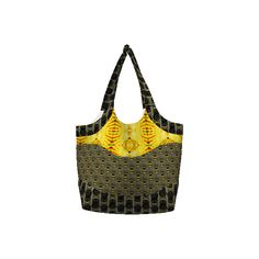 #SAGE Honey of a Bag ($45) ❤ liked on Polyvore featuring bags, handbags, tote bags, grey, tote bag purse, tote purses, gray handbags, pattern tote and gray purse