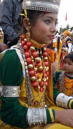 Khasi traditional dress
