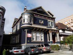 A grand home in San Francisco