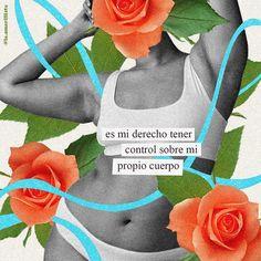 nunca olvide que nadie conoce su cuerpo mejor que usted. usted sabe sus capacidades, sus preferencias, sus necesidades y sus límites. por… Fashion Girl Power, Power Girl, Quote Collage, Collage Art, Feminist Art, Empowering Quotes, Mo S, Photo Quotes, Cute Stickers