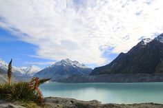 Neuseeland – Vielfalt der Südinsel, Kalenderblatt November: Tasman Glacier
