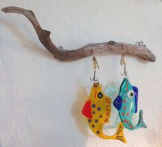 Fish caught... Doo it - just doo it: glas