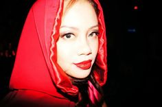 Jillian Undercover: Halloween 2013: What to Wear? Red Riding Hood Cape