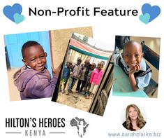 """💙Non-Profit Feature: Hilton's Heroes💙 Maisha Mapya means """"New Life"""" in Swahili, and that is the name of the school that this foundation built to help educate the children living in poverty in Nakuru Kenya.   The Living Stone Global Foundation created Hilton's Heroes to bring new life and hope to the children living on the dump site, as well as to their families and the entire community.   #NonProfit #Charity #DoingGood #GivingBack#Hope #Love #Giving #HelpingOthers How The Universe Works, My Motto, Joy To The World, Non Profit, Organizations, Helping Others, Vulnerability, Kenya, Fundraising"""