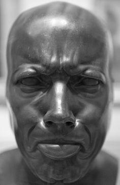 Long sought favorite piece of art - Head of a Hypochondriac (Franz Xavier Messerschmidt)