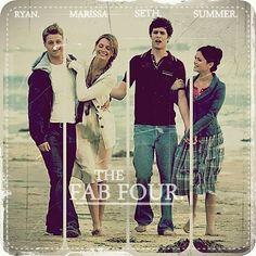 """""""Ryan, Marissa, Seth, & Summer"""""""