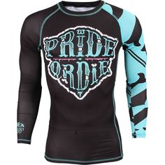 Listed Price: $59.9 Brand: Pride or Die Pride or Die Z-Camp Rashguard - This is your battle ready Zombie survival��_