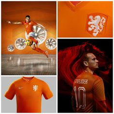 Netherlands World Cup2014 Home Soccer Jersey sale here: http://brazilsworldcupshirts.co.uk/