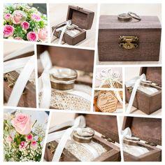 #Ringträgerkissen #Ringkissen #ringbox #ringschachtel #holzbox für Trauringe Ring Bearer, Decorative Boxes, Gift Wrapping, Etsy, Gifts, Home Decor, Matching Rings, Wedding, Dekoration
