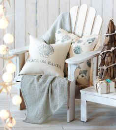 EA Holiday Luxury Home Decor by Eastern Accents - coastal tidings Collection