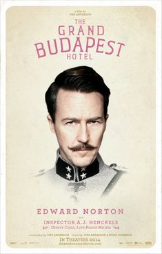 The Grand Budapest Hotel Movie Poster #5 - Internet Movie Poster ...