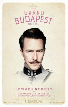 The Grand Budapest Hotel Movie Poster #5 - Internet Movie Poster ...