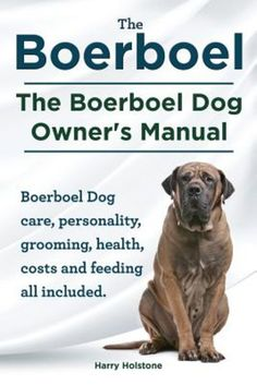 Boerboel. the Boerboel Dog Owner's Manual. Boerboel Dog Care, Personality, Grooming, Health, Costs and Feeding All Included.