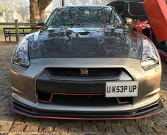 Luke's RS Direct supplied GTR looking awesome at Queen Square meet today.