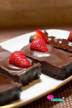 Tarte au chocolat sans cuisson en vidéo | Felcouzina
