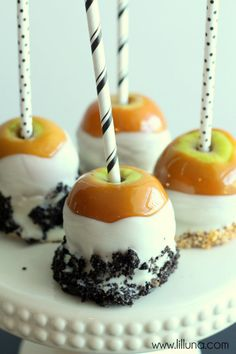 Tips on How to Make Caramel Apples