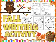 Uppercase and Lowercase Coloring and Tracing in a leaf designed paper with black and white pictures that describes fall season. a- acorn b- barn c- crow d - Deciduous trees e - eating (Thanksgiving activity) f - football g - grain h - hay i - Indian Corn j - Jack-O-Lantern k - Kale (Autumn Kale salad) l - leaf m - maple leaf n - nuts o - owl p - pumpkin q - quilt r - rake s - scarecrow t - turkey u - umbrella v - venison (Deer