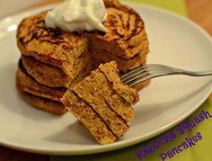 Kabocha Squash Pancakes 1