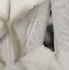 Balenciaga Spring/Summer 2006 #balenciaga #couture #bridal