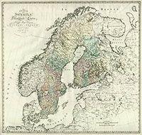 Suomi 1799, Ruotsi–Suomi - tuotekuva