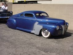 Ford, Lead Sled, Kustom, Chevy Trucks, Hot Rods, Antique Cars, Automobile, Vehicles, Inspiration