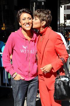 Lesbian pic roberts tawny
