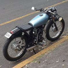 Islo 125 cafe racer discover #motomood