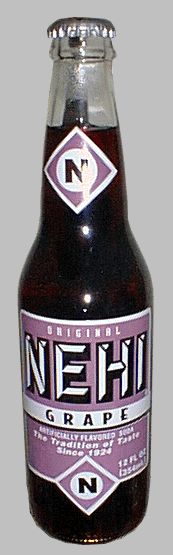Good ol' grape Nehi, made right here in Georgia!