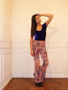 #lookbook #AW #2014 #otoño #invierno #winter #LV #LasVaskas #moda #ropa #fashion #fashionista #oxford #jaqcard #lurex #top #terciopelo #ootd