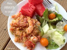 jambalaya recipe via