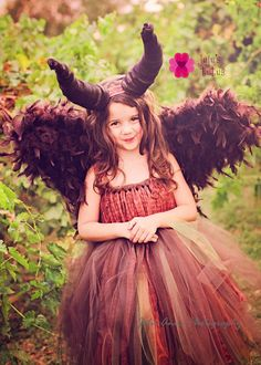 Moors Fairy Tutu Dress Costume Inspired by Young by jujustutus